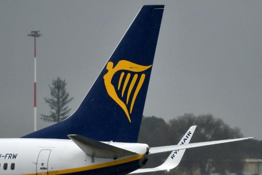 Ryanair: appel à la grève fin juillet dans quatre pays de l'UE