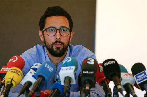 Le rappeur espagnol Valtonyc, réclamé par Madrid, laissé en liberté par un juge belge