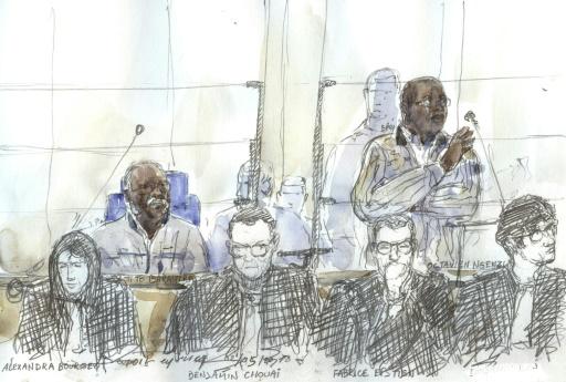 Génocide rwandais: la défense plaide l'acquittement de deux ex-maires