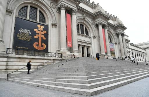 A New York, record de visiteurs pour le Met malgré un prix d'entrée en hausse