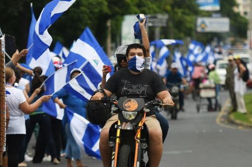 Nicaragua: opération policière meurtrière, des officiels visés par des sanctions