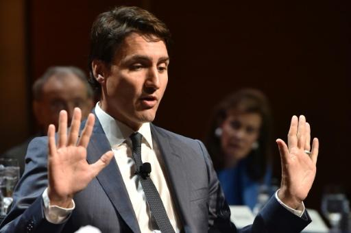 Justin Trudeau se défend à nouveau d'une accusation d'inconduite sexuelle