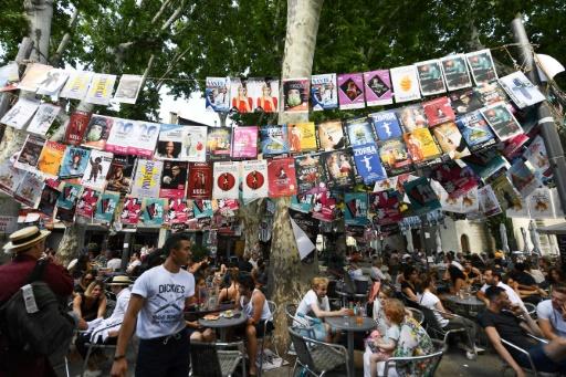 Un Festival d'Avignon aux couleurs arc-en-ciel