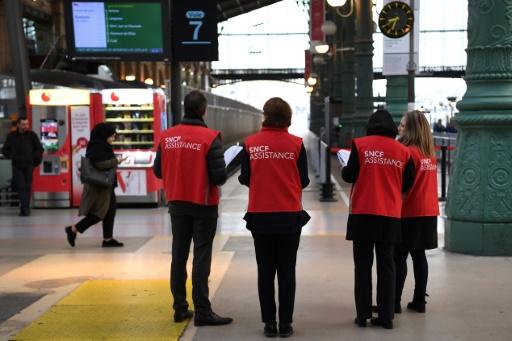 Gros retards des Thalys et Eurostar à destination de Paris après une panne