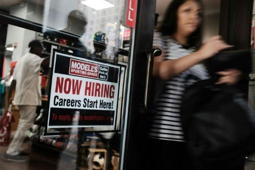 USA: remontée du chômage en juin mais embauches solides et salaires contenus