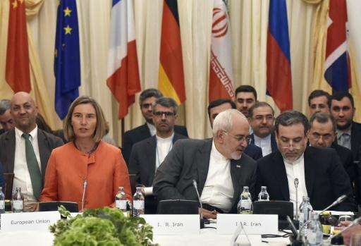 Accord nucléaire: l'Iran salue une