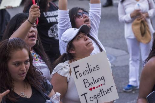 Immigration: l'administration Trump demande un délai pour réunir les familles