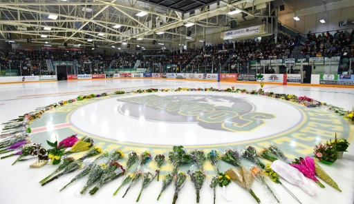 Hockeyeurs tués au Canada: arrestation du camionneur impliqué