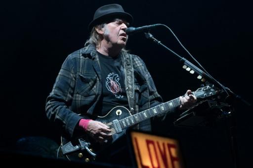 Festival d'été de Québec: Neil Young sonne la charge sur les Plaines d'Abraham