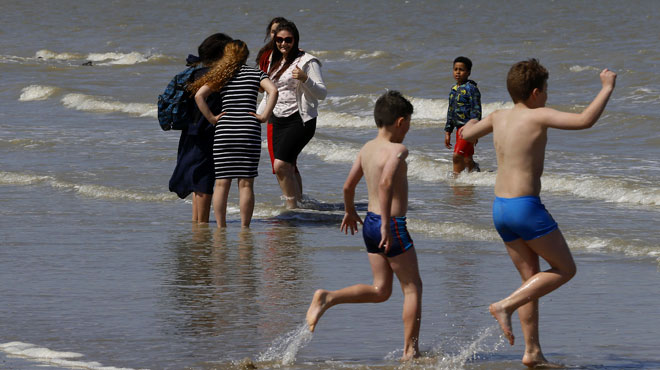 Prévisions météo: des températures estivales durant quelques jours encore