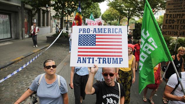 Trump tire sur ses alliés — Otan