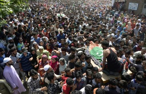 Cachemire indien : trois jeunes manifestants tués par l'armée