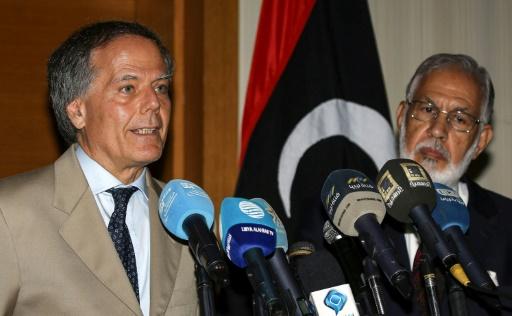 Immigration: Rome et Tripoli veulent réactiver leur traité d'amitié