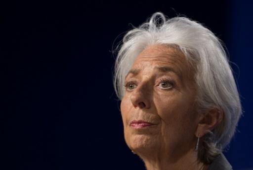 Guerre commerciale : pour Lagarde (FMI), l'UE a une