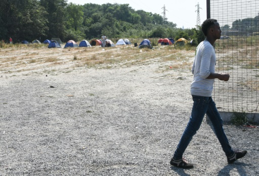 Marche solidaire des migrants: