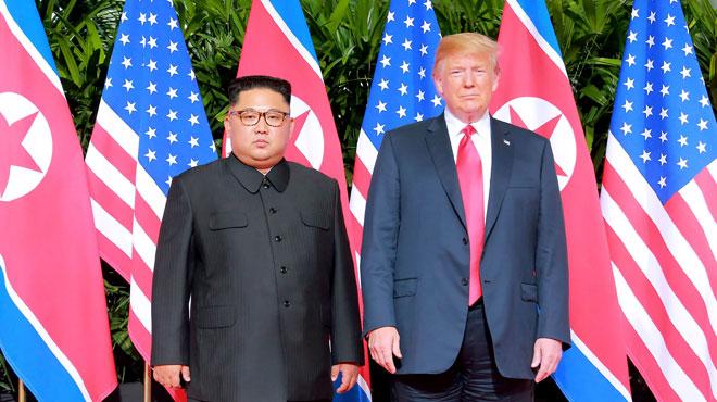 Nouvelle tension entre la Corée du Nord et les Etats-Unis: