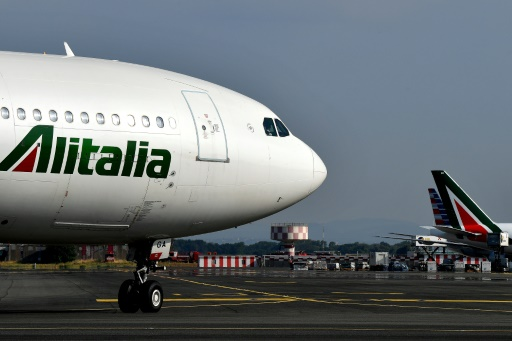 La compagnie Alitalia se redresse, assure un de ses dirigeants