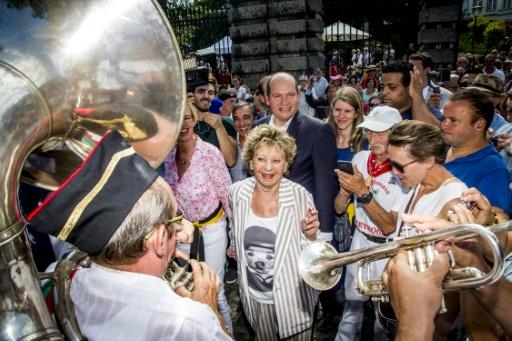 Un parc de Bruxelles baptisé Annie Cordy, une enfant de la capitale belge