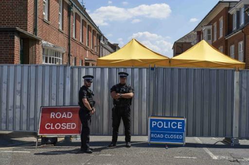 Royaume-Uni: décès de la Britannique contaminée au Novitchok à Salisbury