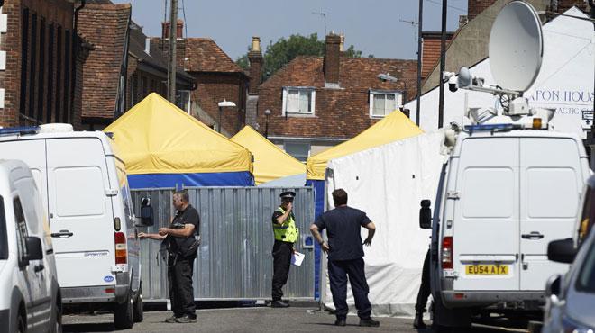 La Britannique empoisonnée au Novitchok, le poison qui a contaminé l'ex-espion russe Skripal, est décédée
