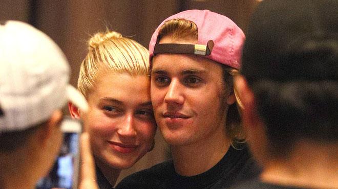 Justin Bieber fiancé à une mannequin en secret dans un restaurant