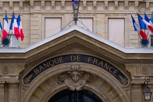 La Banque de France confirme sa prévision de 0,3% de croissance au 2e trimestre