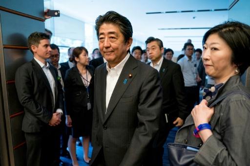 Intempéries au Japon: Abe annule une tournée dans quatre pays