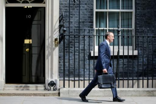 GB: Un eurosceptique nommé ministre du Brexit après la démission de David Davis