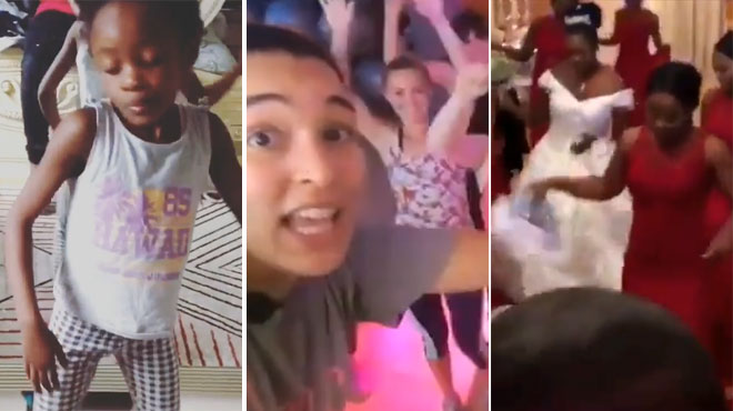 Kumama Challenge: la chanson d'Amanda Malela CARTONNE sur Instagram, l'artiste belge fait danser le monde entier (vidéos)