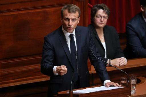 Macron: Philippe présentera