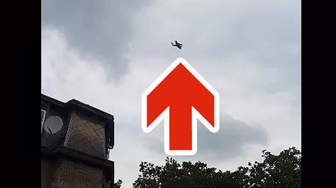 Des avions de chasse ont survolé Bruxelles à basse altitude cet après-midi: quelle est la raison?
