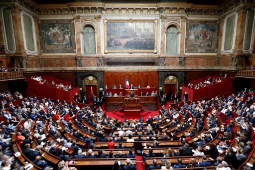 Premières réactions politiques au discours d'Emmanuel Macron devant le Congrès