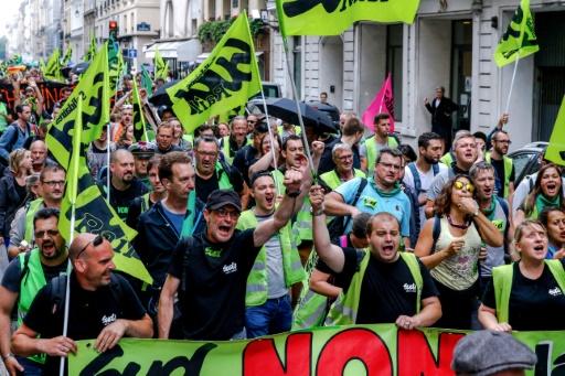 SNCF: pas d'appel national à la grève pour SUD le 19 juillet, possibles actions locales