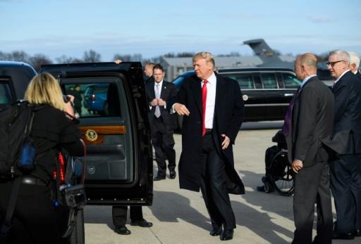 L'ex-chauffeur de Trump affirme avoir été