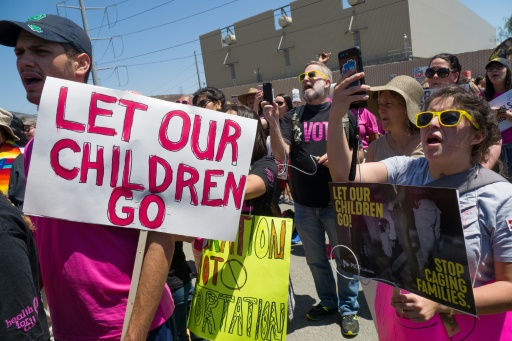 Immigration: un juge accorde un délai à l'administration Trump pour réunir les familles