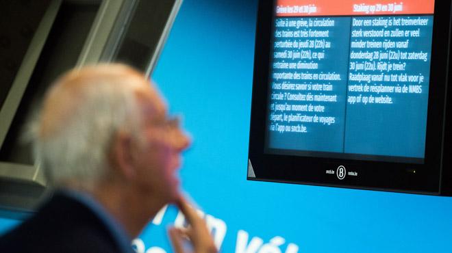 Début d'une nouvelle grève de deux jours sur le rail: à quoi faut-il s'attendre ?