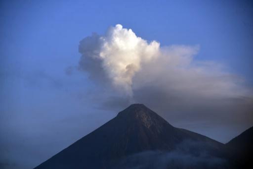 L'Amérique centrale à la merci de ses volcans