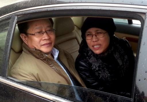 La poétesse Liu Xia, veuve du dissident chinois Liu Xiaobo, a quitté la Chine