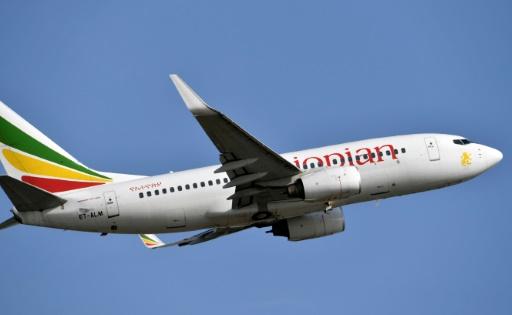 Premier vol d'Ethiopian Airlines vers Asmara le 17 juillet