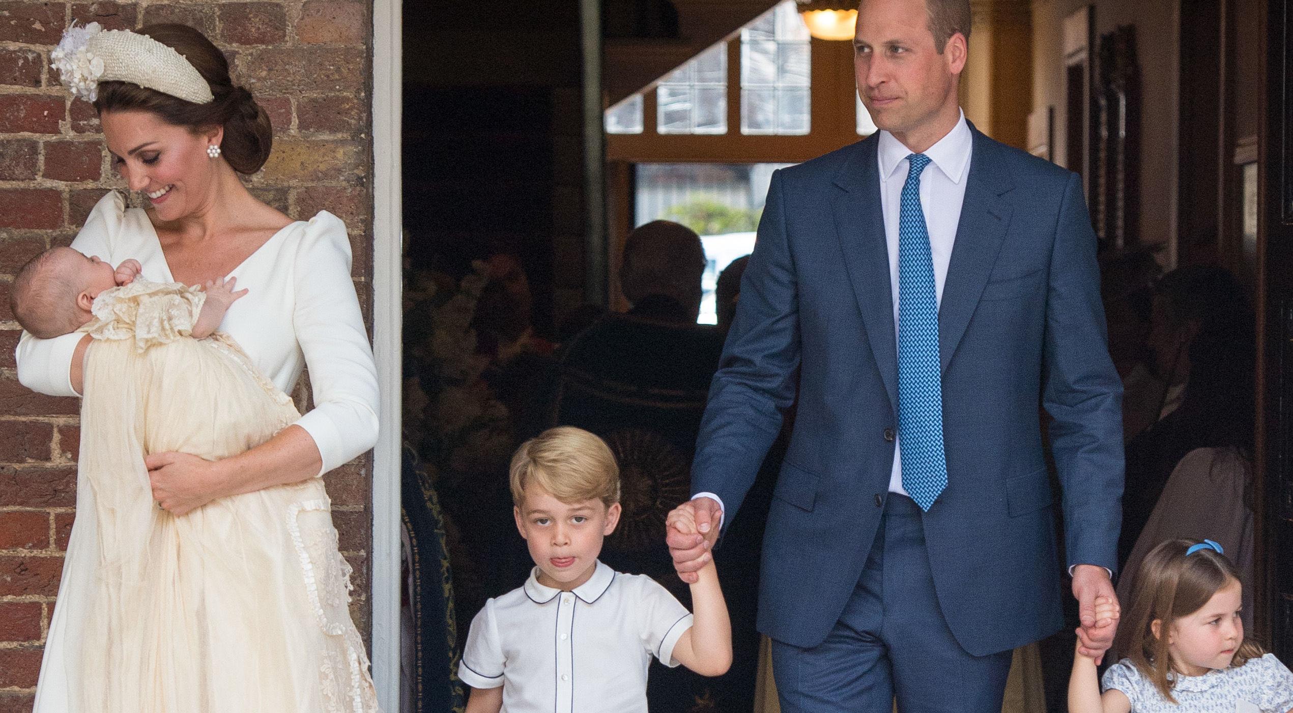 La sortie très remarquée de la princesse Charlotte: elle remet les photographes à leur place
