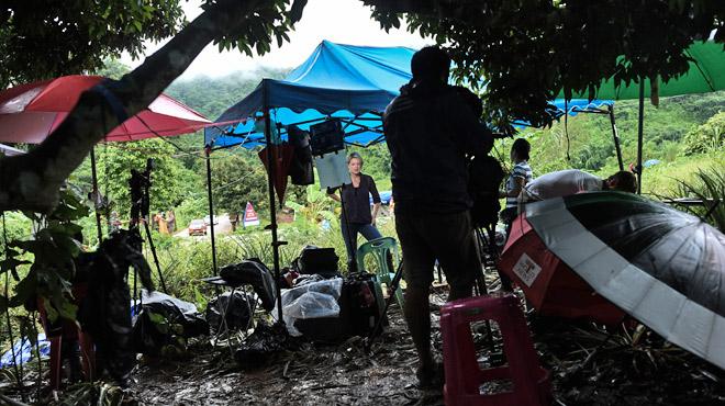 Les enfants thaïlandais sauvés de la grotte sont invités à la finale de la Coupe du Monde par la Fifa, mais ils n'iront pas