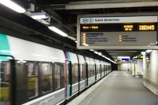 Ile-de-France: retour à la normale en cours sur les lignes B, D, H et Eurostar