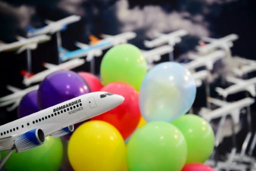 L'avion CSeries de Bombardier devient A220 après la prise de participationmajoritaire d'Airbus