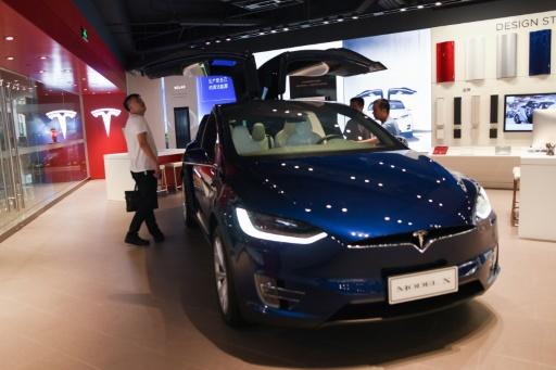 Tesla conclut un accord pour construire une gigantesque usine à Shanghaï