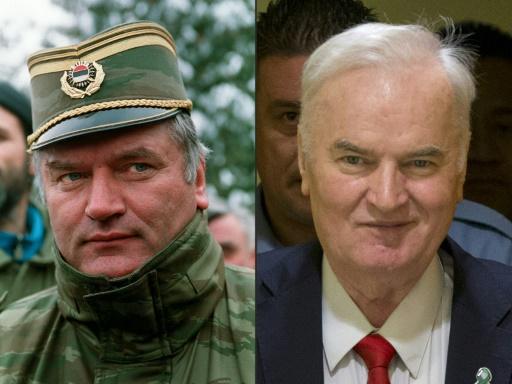 Condamné pour génocide, Mladic profite d'une audience pour attaquer l'Otan
