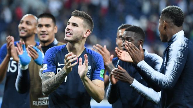 Voici les statistiques de la rencontre France - Belgique au Mondial 2018