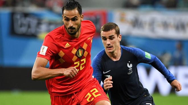 Nacer Chadli déçu après la défaite en demi-finale du Mondial: