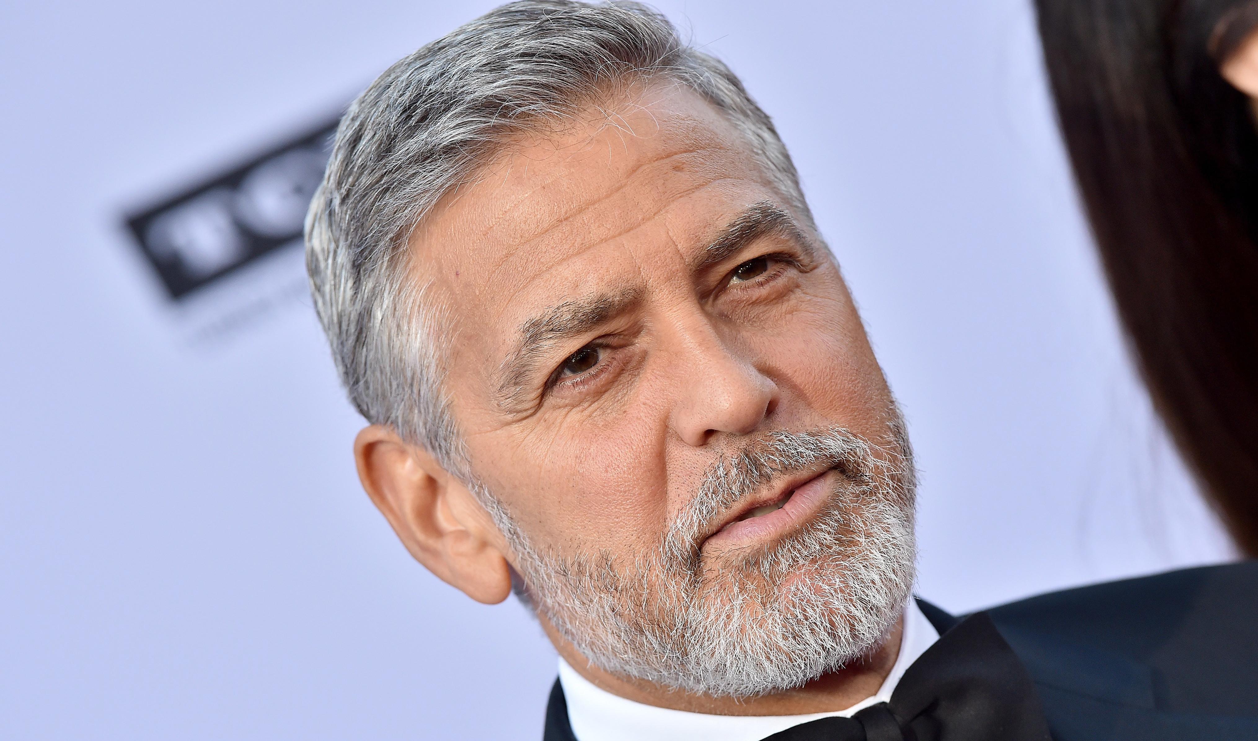George Clooney, percuté par une voiture en Italie : son agent donne de ses nouvelles