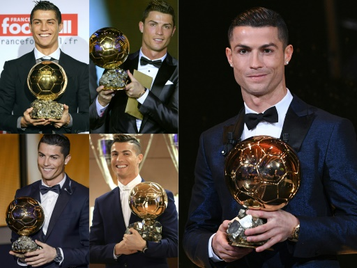 Cristiano Ronaldo: plus qu'un Ballon d'Or, une multinationale