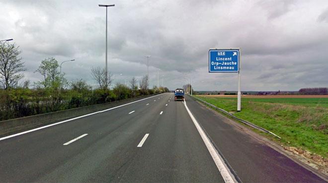 Lincent: un habitant de Jodoigne meurt en percutant un camion sur la E40
